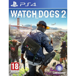 Coperta WATCH DOGS 2 - PS4