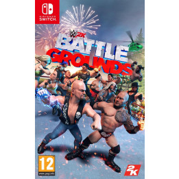 Coperta WWE 2K BATTLEGROUNDS - SW