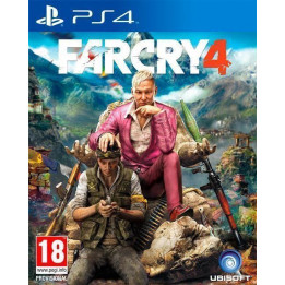 Coperta FAR CRY 4 - PS4