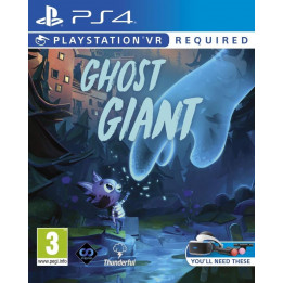 Coperta GHOST GIANT (VR) - PS4
