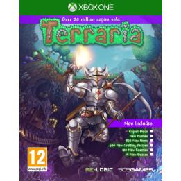 Coperta TERRARIA - XBOX ONE