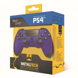 Coperta STEELPLAY - METALTECH - WIRELESS CONTROLLER - SAPPHIRE BLUE