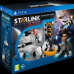 Coperta STARLINK BATTLE FOR ATLAS STARTER PACK - PS4