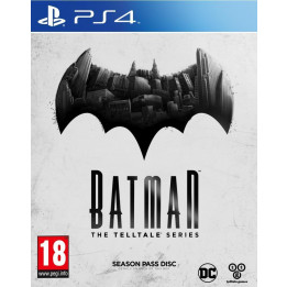 Coperta TELLTALE BATMAN GAME - PS4