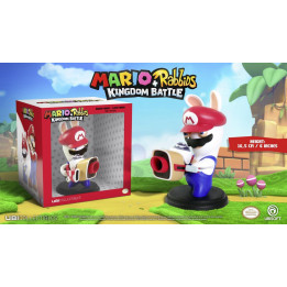 "Coperta MARIO + RABBIDS KINGDOM BATTLE RABBID MARIO 6"" FIGURINE"