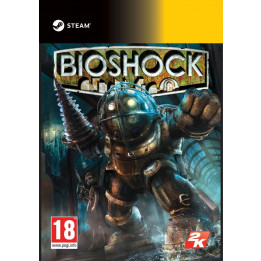 Coperta BIOSHOCK - PC (STEAM CODE)