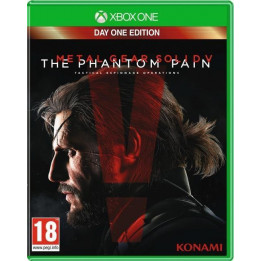Coperta METAL GEAR SOLID 5 THE PHANTOM PAIN D1 EDITION - XBOX ONE
