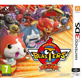 Coperta YO-KAI WATCH BLASTERS RED CAT - 3DS