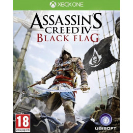 Coperta ASSASSINS CREED 4 BLACK FLAG D1 EDITION - XBOX ONE