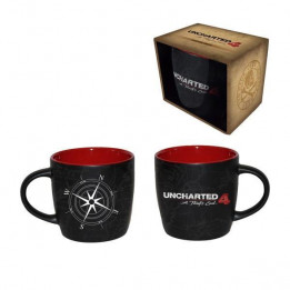 Coperta UNCHARTED COMPASS MAP MUG