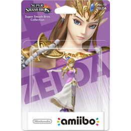 Coperta AMIIBO ZELDA NO. 13 (SUPER SMASH)