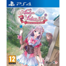 Coperta ATELIER LULUA THE SCION OF ARLAND - PS4