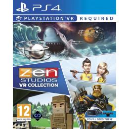 Coperta THE ZEN COLLECTION (VR COMPATIBLE) - PS4