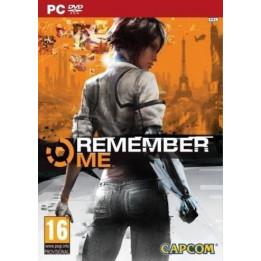 Coperta REMEMBER ME - PC