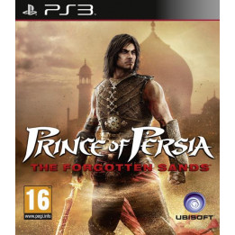 Coperta PRINCE OF PERSIA THE FORGOTTEN SANDS - PS3