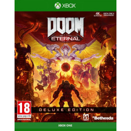 Coperta DOOM ETERNAL DELUXE EDITION - XBOX ONE