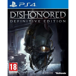 Coperta DISHONORED DEFINITIVE EDITION GOTY HD - PS4