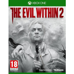 Coperta THE EVIL WITHIN 2 - XBOX ONE