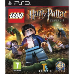 Coperta LEGO HARRY POTTER YEARS 5-7 ESSENTIALS - PS3