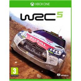 Coperta WRC 5 - XBOX ONE