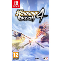 Coperta WARRIORS OROCHI 4 - SW