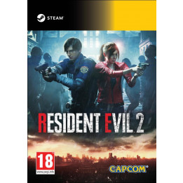 Coperta RESIDENT EVIL 2 - PC (STEAM CODE)