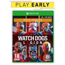 Coperta WATCH DOGS LEGION GOLD EDITION - XBOX ONE