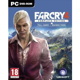 Coperta FAR CRY 4 COMPLETE EDITION - PC
