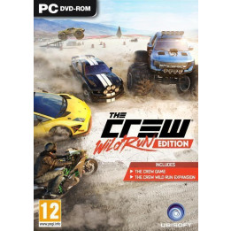 Coperta THE CREW WILD RUN EDITION - PC