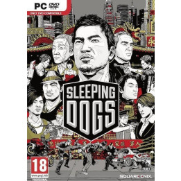 Coperta SLEEPING DOGS - PC
