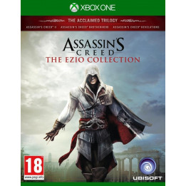 Coperta ASSASSINS CREED THE EZIO COLLECTION - XBOX ONE