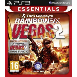 Coperta RAINBOW SIX VEGAS 2 COMPLETE EDITION ESSENTIALS - PS3