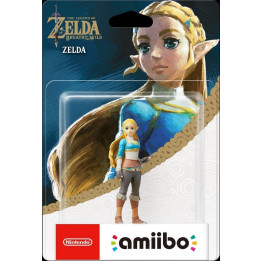 Coperta AMIIBO ZELDA (THE LEGEND OF ZELDA)