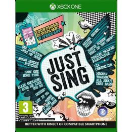 Coperta JUST SING - XBOX ONE