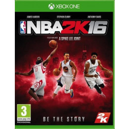 Coperta NBA 2K16 - XBOX ONE