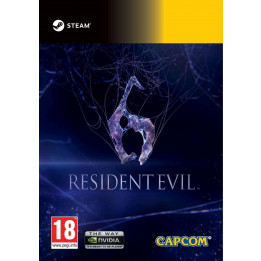 Coperta RESIDENT EVIL 6 - PC (STEAM CODE)