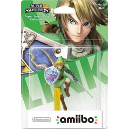 Coperta AMIIBO LINK NO. 5 (SUPER SMASH)