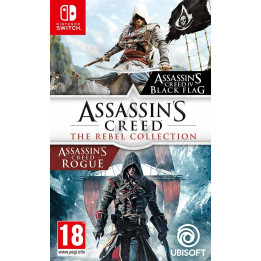 Coperta ASSASSINS CREED THE REBEL COLLECTION - SW