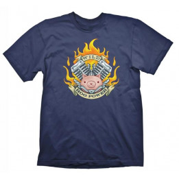 OVERWATCH ROADHOG TSHIRT L