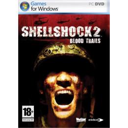 Coperta SHELLSHOCK 2 BLOODTRAIL-PC