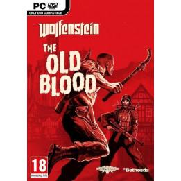 Coperta WOLFENSTEIN THE OLD BLOOD - PC
