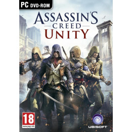 Coperta ASSASSINS CREED UNITY - PC