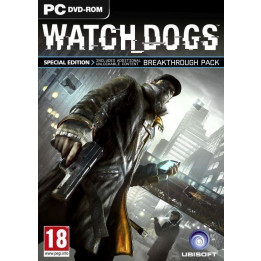 Coperta WATCH DOGS D1 EDITION - PC
