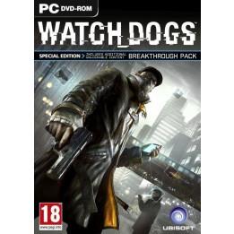 Coperta WATCH DOGS D1 EDITION - PC