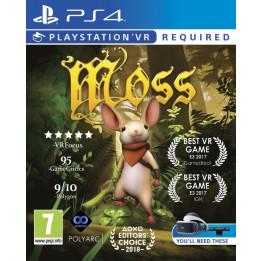 Coperta MOSS (VR) - PS4