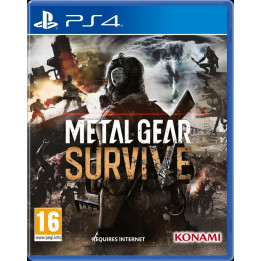 Coperta METAL GEAR SURVIVE - PS4