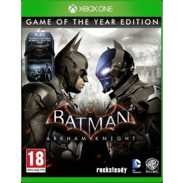Coperta BATMAN ARKHAM KNIGHT GOTY - XBOX ONE