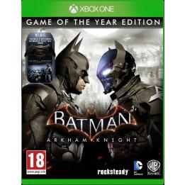 Coperta BATMAN ARKHAM KNIGHT GOTY - XBOX ONE