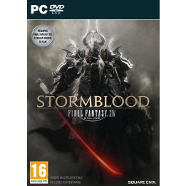 Coperta FINAL FANTASY XIV ONLINE STORMBLOOD - PC