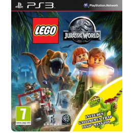 Coperta LEGO JURASSIC WORLD TOY EDITION - PS3